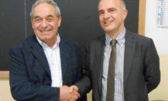All'Istituto Bonfigli avvicendamento fra Covarelli e Gambacorta