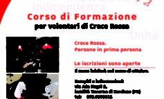 """Parte il corso gratuito """"In + ci sei Tu"""" della Croce Rossa di Corciano per nuovi Volontari"""