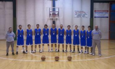 L'Associazione Pallacanestro Ellera insegna basket a bambini e ragazzi