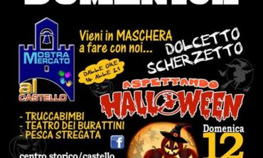 Domenica a Mantignana si anticipa Halloween