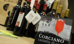 Weekend con Corciano Castello di Vino fra degustazioni, movida e musica dal vivo