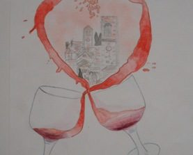 Michele Marano vince Wine Art 2014