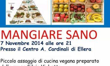 """il 7 novembre Avanti Tutta Onlus presenta """"Mangiare sano"""""""