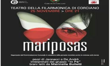 Violenza sulle donne, il programma dello spettacolo di domani al Teatro della Filarmonica