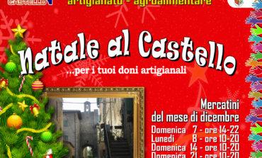 """""""Natale al Castello"""" gli appuntamenti con i mercatini natalizi a Mantignana"""