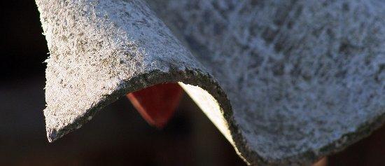 Legambiente: la rimozione dell'amianto è in forte ritardo in Italia