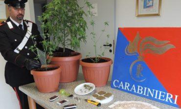 Spacciava olio di hashish, i carabinieri di Corciano arrestano un napoletano a San Mariano