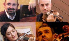 I quartetti di Mozart con i Forthepiano sul palco a Solomeo