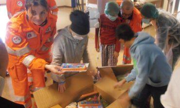 Per i bambini di Oncologia è già Natale grazie all'Ovus, 100 giocattoli in regalo