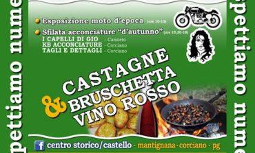 Mostra Mercato di Mantignana tra castagne e acconciature d'autunno