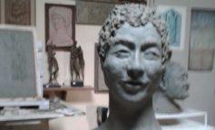 Torna il presepe di Corciano, in esclusiva le foto delle statue in lavorazione