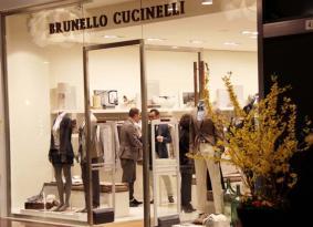 Mentre la Borsa di Milano perde, i titoli di Brunello Cucinelli crescono