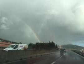 arcobaleno doppio corciano-centro ellera-chiugiana