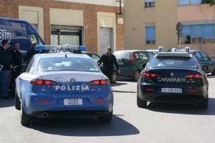 aggressione carabinieri polizia cronaca