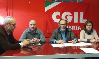 "Crisi, Cgil: ""In Umbria 137 mila in sofferenza occupazionale, 2015 anno rischioso"""
