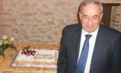 Cena degli auguri con l'ex preside Covarelli, tanti aneddoti e commozione
