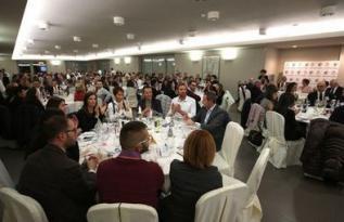 10.000 euro per i bimbi dell'oncoematologia, successo per il Gala dell'Associazione Sintini