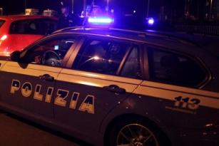 polizia ubriaco violento cronaca ellera-chiugiana
