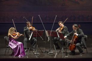 Al Teatro Cucinelli arriva il Quartetto d'archi del Teatro San Carlo
