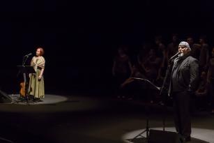 Al Teatro Cucinelli Moni Ovadia racconta la Grande Guerra