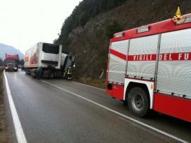 incidente ospedale pompieri vigili del fuoco cronaca