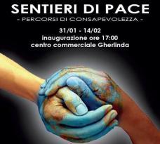 """Quando l'arte promuove il dialogo: parte da Corciano la mostra itinerante """"Sentieri di pace"""""""