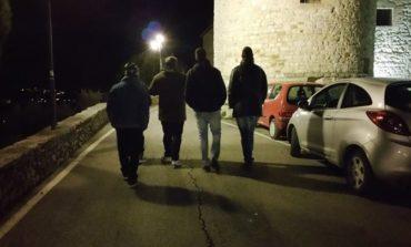 """Forza Nuova e le """"passeggiate notturne"""" contro la criminalità a San Mariano"""