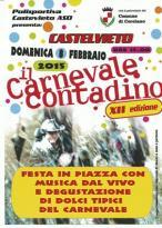 XII edizione del Carnevale Contadino a Castelvieto