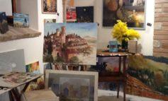 La Bottega del Pittore e il primo Salotto degli Artisti