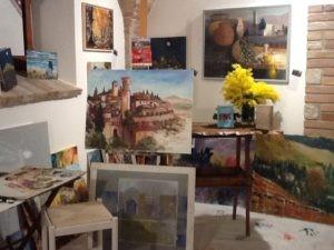 bottega del pittore corciano-centro eventiecultura