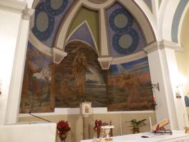 Anche Corciano 'protagonista' del restauro della sagrestia della Chiesa di Montesperello