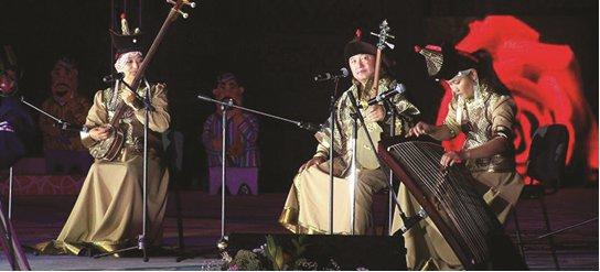 Musica tradizionale mongola, evento straordinario al Teatro Cucinelli