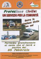 OVUS Corciano: al via il corso gratuito di Protezione Civile
