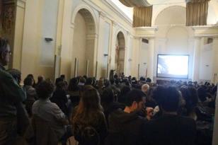"""Il Laboratorio di cinema Il Raggio Verde ha presentato i suoi corti: """"Interludio"""" è girato a Corciano"""