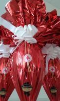 Sono in vendita le uova di Pasqua della Croce Rossa