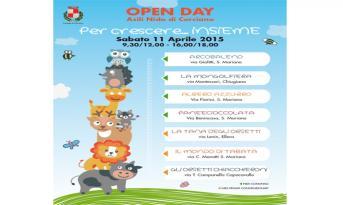 Nuovo Open Day per i Nidi di Corciano