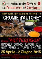 Cromie d'Autore fino al 2 giugno a Corciano