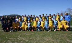 Gemelle anche nello sport. I giovani calciatori di Corciano e Pentling nell'amichevole a Mantignana