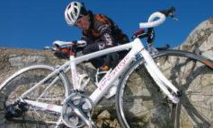 """La ciclista paralimpica Jenny Narcisi racconta la sua lotta e presenta """"In Bici per la Vita"""""""