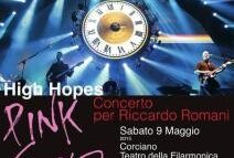 Everlime - Pink Floyd Tribute Band in concerto per ricordare Riccardo Romani