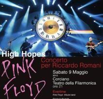 Everlime – Pink Floyd Tribute Band in concerto per ricordare Riccardo Romani