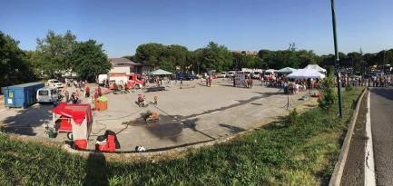 Grande successo per Pompieropoli, oltre 400 bambini iscritti