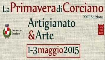 Si inaugura la Primavera di Corciano, ospiti pittori e scultori con le loro opere