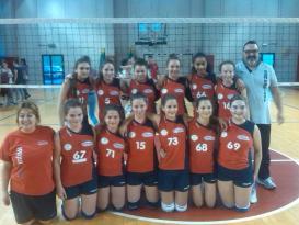 San Mariano Volley è campione provinciale under 13