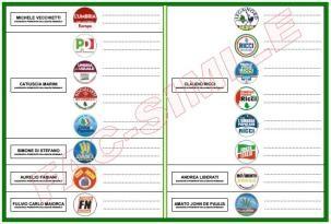 Elezioni regionali, in dieci liste i tredici candidati espressione del territorio corcianese