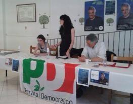 Attilio Solinas a Ellera presenta la sua candidatura con il PD alle Regionali