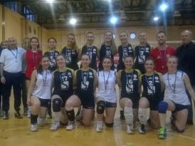 Todi-San Mariano Volley è campione regionale under 16