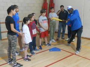 Gli studenti corcianesi praticano il Baseball grazie al progetto del gruppo sportivo