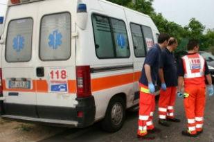 Incidente stradale a Corciano, grave una quarantaquattrenne