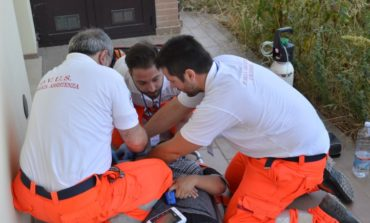 Soccorso e formazione, si è svolta a Migiana l'esercitazione dell'OVUS